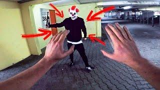 Download PARKOUR VS KILLER CLOWN - THE REVENGE - PARKOUR POV | GoPro HERO5 Video