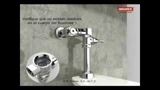 Download Como Instalar un Fluxometro Helvex 110-WC-4.8.mp4 Video