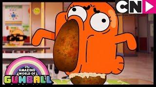 Download Gumball | Darwin's Potato Diet | The Potato | Cartoon Network Video