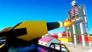 Download WHEN TITANS INVADE LEGO CITY OF BRICKSVILLE - Brick Rigs Best Workshop Creations Gameplay Video