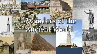 Download 7 Wonders of the Ancient World Video