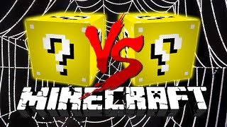 Download Minecraft: LUCKY BLOCK CHALLENGE | SPIDERMAN? Video