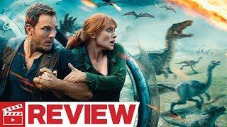 Download Jurassic World: Fallen Kingdom Review Video