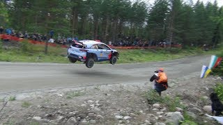 Download WRC Rally Finland 2017 Shakedown Ruuhimäki Video