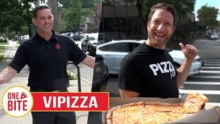 Download Barstool Pizza Review - VIPizza (Bayside, NY) Bonus Upside Down Slice Video