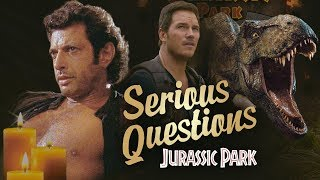 Download Serious Questions - Jurassic Park Franchise Video