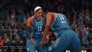 Download WNBA to Make Video Game Debut in NBA LIVE 18! Video