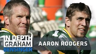 Download Aaron Rodgers on Brett Favre: I kept my mouth shut Video