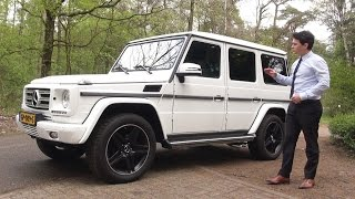 Download Mercedes G Wagon is Worth $200k - G Class G350 AMG Review Drive G Wagon Video