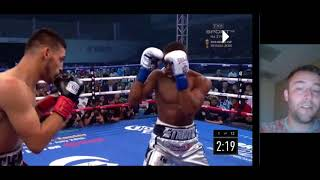 Download Errol Spence vs Carlos Ocampo - Flow of the fight Video