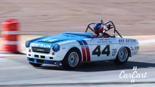 Download Adam Carolla's BRE Roadster Throws a Rod - 2015 Coronado Speed Festival Video