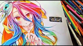 Download Drawing - Schwi Dola (シュヴィ・ドーラ)No Game, No Life the Movie: Zero Video