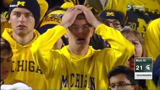 Download Every Michigan Football Loss Since 2015 (Jim Harbaugh Era) Video