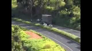 Download Assalto a carro forte na BR 153 proximo a Itumbiara 1/2 Video
