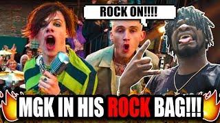 Download MGK, Yungblud & Travis Barker - I Think I'm OKAY REACTION! Video