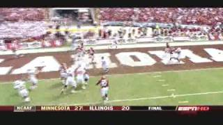 Download 2008 Red River Shootout Recap on GAME DAY FINAL Video