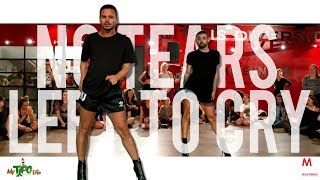Download Arianna Grande - No Tears Left To Cry | Choreography with Yanis Marshall Video