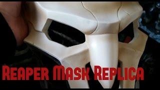 Download Overwatch Reaper Mask Replica Unboxing Video