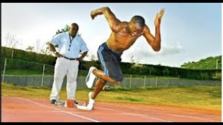 Download Usain Bolt - Training Session Video