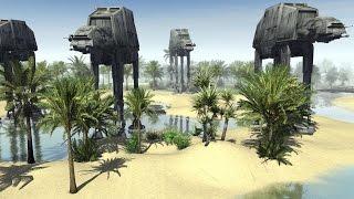Download Star Wars Galaxy At War Mod Rogue One Scarif Cinematic Movie Video