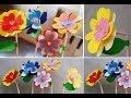 Download DIY Paper Flowers | Super Easy DIY | Paper Craft | DiYana Video