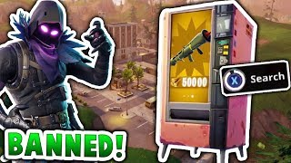 Download The VENDING MACHINE Should Be BANNED in Fortnite Battle Royale! Video