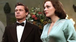Download ALLIED Official TRAILER (Brad Pitt, Marion Cotillard - Drama, Romance, 2016) Video