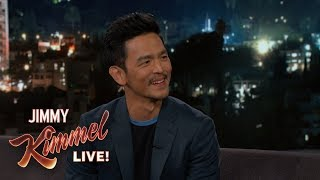 Download John Cho on His Parents & New Movie Searching Video