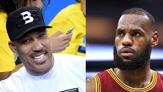 Download Lonzo Ball's Dad LaVar FIRES BACK at LeBron James: ″I WON'T APOLOGIZE″ Video