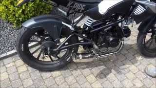 Download kymco k pipe tuning story #1 Video