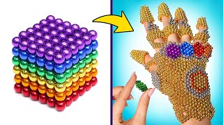 Download Magnet Power! Making Awesome INFINITY GAUNTLET Video