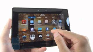Download RIM BlackBerry PlayBook Review Video
