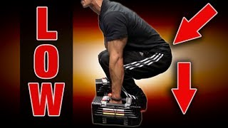 Download How to GO LOW (Squat Deeper Instantly!) Video