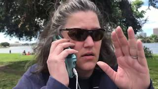 Download White Woman Called Out for Racially Targeting Black Men Having BBQ in Oakland Video