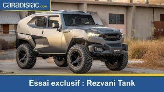 Download Essai exclusif - Rezvani: un Tank en ville Video