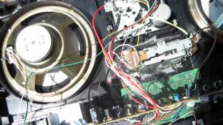 Download Lasonic TRC 931 Cassette Boombox Inside Video