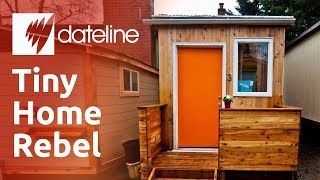Download The man building tiny homes for the homeless in Los Angeles Video