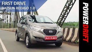 Download Datsun RediGO : First Drive : PowerDrift Video