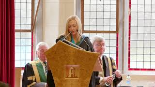 Download Honorary Conferring Mayor of Chicago NUI Galway Video