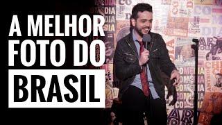 Download A MELHOR FOTO DO BRASIL - STAND UP COMEDY - ROMINHO BRAGA Video