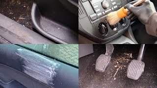 Download Tackling the Filthy Interior of my Sister's Focus C-Max Video
