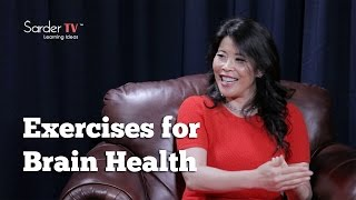 Download What kind of exercise is best for the brain? by Wendy Suzuki, Author of Healthy Brain, Happy Life Video