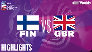 Download Finland vs. Great Britian - Game Highlights Video
