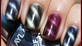 Download Tutorial: Uñas Magneticas - Magnetic Nail Art Video