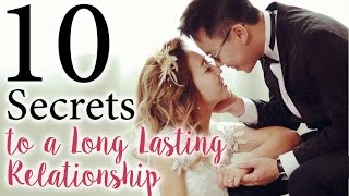 Download 10 Secrets To A Long Lasting Relationship Video