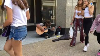 Download HOMELESS GUY SURPRISES PEOPLE and STUNS CROWD Video