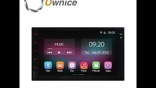 Download Ownice C200 (OL-7001B) Android 4.4.2 7.0 inch Car GPS Multi-Media Player - Gearbest Video