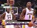 Download Shaquille O'Neal & Kobe Bryant Full Highlights vs Timberwolves 2003 WCR1 GM4 Video