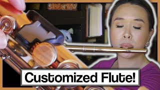 Download How I customized my flute! Video