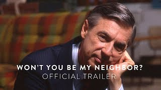 Download WON'T YOU BE MY NEIGHBOR? - Official Trailer [HD] - In Select Theaters June 8 Video